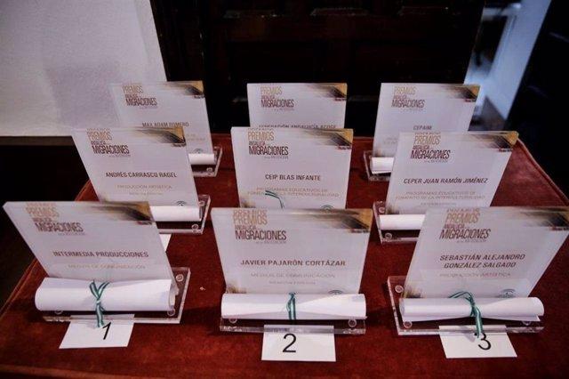 XVI Premios Andalucía sobre Migraciones