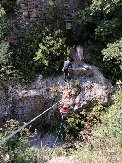 Subdelegación del Gobierno en Huesca y Guardia Civil recomiendan extremar precauciones en las actividades de montaña