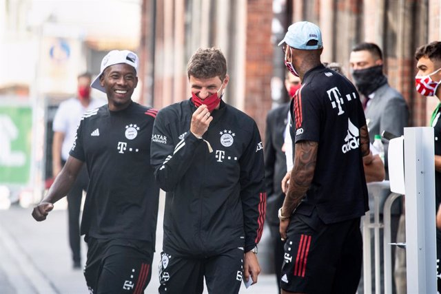 """Fútbol.- Müller compara a Hansi Flick con Pep Guardiola: """"Nuestro juego es igual"""
