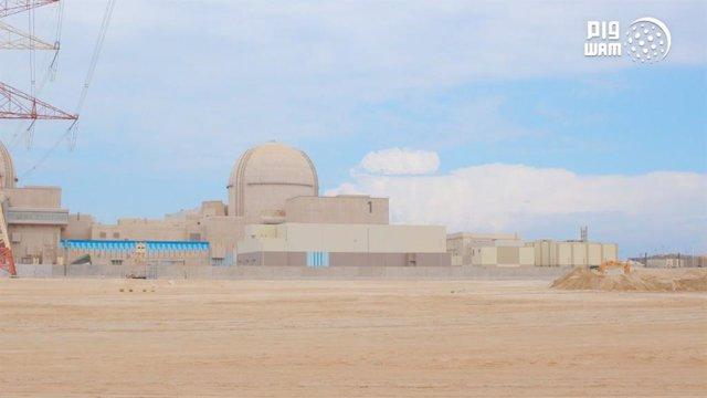 Planta Nuclear de Barakah