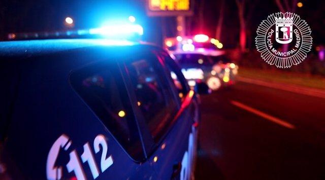 Polícia Municipal de Madrid, junto a Policía Nacional, detienen al presunto agresor sexual de una jóven en una fiesta en un edificio okupado en Latina