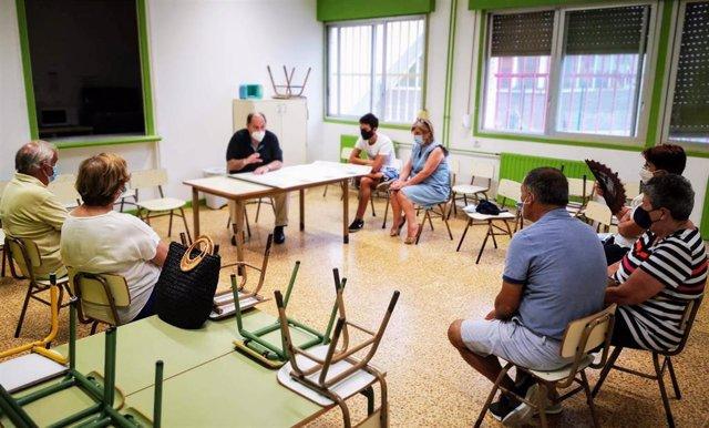 Mesas vecinales para la elaboración del PGOU de Santander