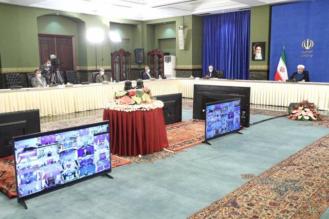 Coronavirus.- El presidente de Irán ve indicios de estabilización mientras el pa