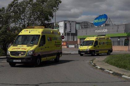 Grave una mujer de 40 años por un disparo en el pie derecho en Torrejón