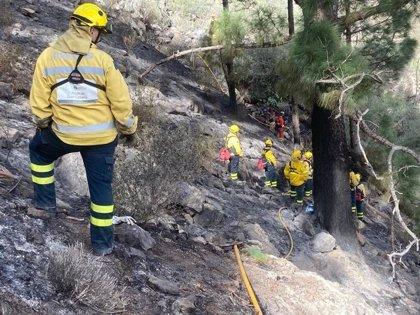 Gran Canaria, en alerta por riesgo de incendios forestales