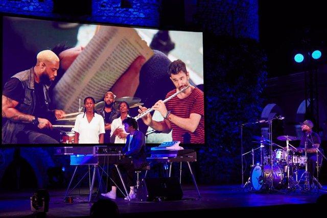 La edición virtual del Festival Castell de Peralada cierra con música de Christophe Chassol