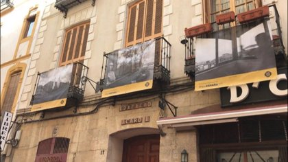 Ayuntamiento invita a pasear por el casco antiguo de Jaén y recorrer la exposición #PHEdesdemibalcón PhotoEspaña 2020