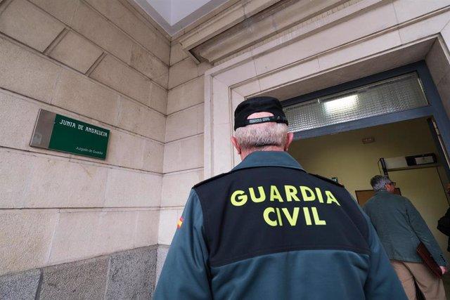 Imagen recurso de un juzgado de guardia