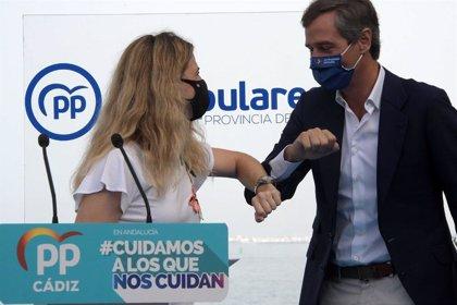 """PP: """"García quiere diálogo pero no le exige a Sánchez que el superávit se quede en manos de los ayuntamientos"""""""