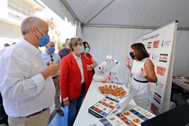 Nota E Fotos: A Xunta Destaca O Valor De Eventos Como A Festa Da Conserva De Vilanova Para Enxalzar Os Produtos Do Mar E Apoiar Ao Sector Ante A Crise Do Coronavirus