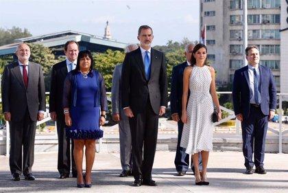 Los Reyes trasladan su pésame a la familia de Eusebio Leal y destacan su legado como historiador de La Habana
