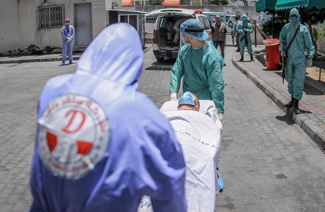 Coronavirus.- Gaza y Cisjordania registran más de 320 casos y un nuevo fallecimi
