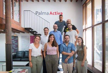 El centro de empresas de PalmaActiva acoge alrededor de 50 empresas y emprendedores en el primer semestre de 2020