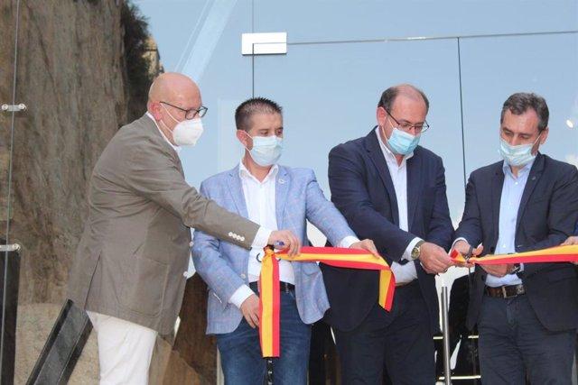 Tierraseca reivindica el castillo de Almansa como símbolo del municipio tras las obras realizadas para su recuperación
