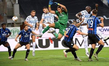 El Inter termina segundo a un punto de la Juve campeona