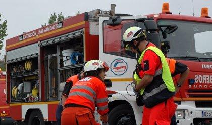 Fallece un joven de 19 años al salirse de la carretera un coche en Porcuna (Jaén)