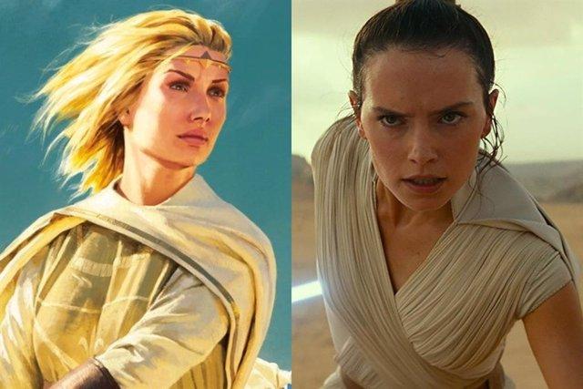 Así conectará La Alta República con Star Wars: El despertar de la Fuerza