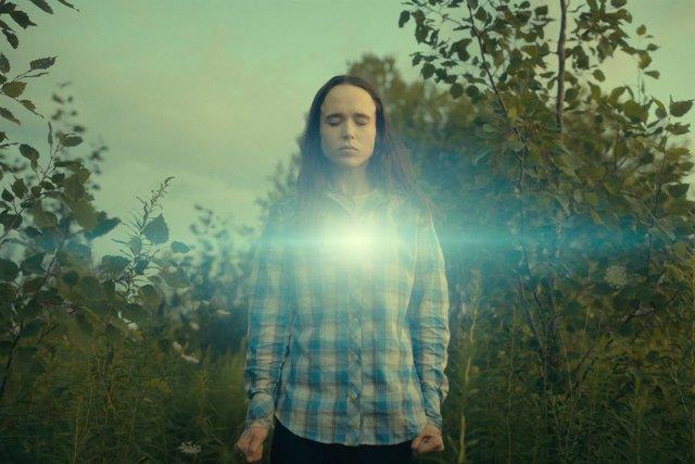 Ellen Page en The Umbrella Academy