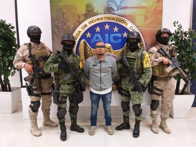 México.- Detenido el capo mexicano José Yépez alias 'El Marro', uno de los delin