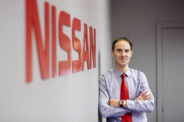 Frank Torres, responsable de Nissan.