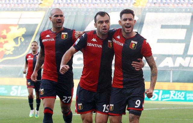 Fútbol/Calcio.- (Crónica) El Genoa se salva y el Lecce desciende en Italia