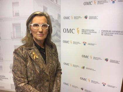 Inmaculada Martínez Torre renueva su mandato como presidenta del Colegio Oficial de Médicos de La Rioja