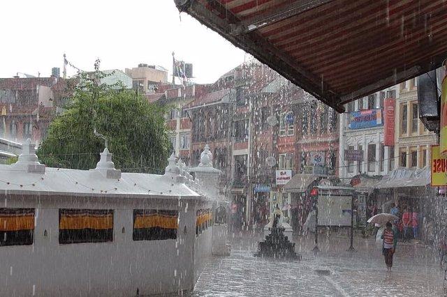 Clima.- Más de 190 muertos por las lluvias del monzón en Nepal