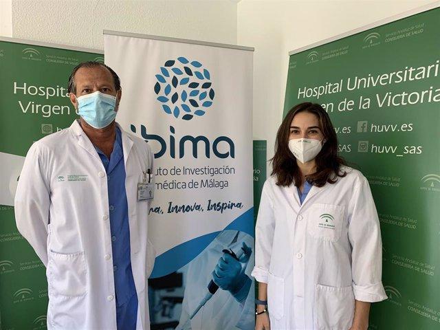 IBIMA y el área asistencial del Corazón del Hospital Virgen de la Victoria inician una investigación sobre los efectos del Covid19