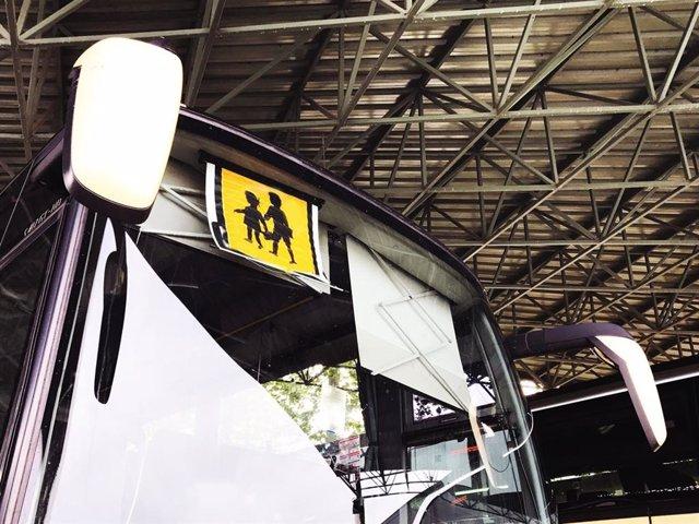 Transporte escolar.