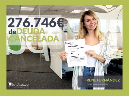 Repara tu Deuda abogados cancela en Lérida (Catalunya) 276.746 € con la Ley de la Segunda Oportunidad