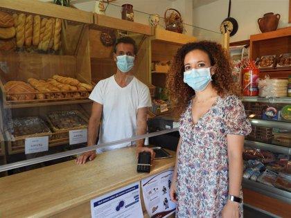Amplíado el plazo de ayudas para financiación de TPV a los comercios de Segovia