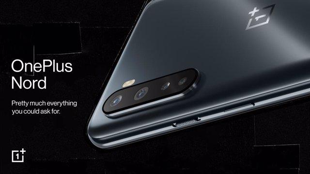 OnePlus pone a la venta este martes su gama media OnePlus Nord, desde 399 euros