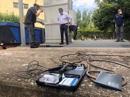 Detectan restos de material genético en aguas residuales de Cuenca tomadas el 22 de julio