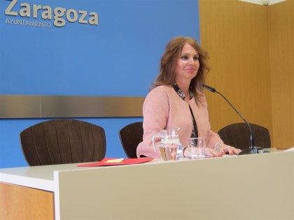 """Podemos pide disculpas en Zaragoza por su tuit """"improcedente"""" e """"inadmisible"""" sobre una consejera de Ciudadanos"""