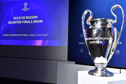 Champions y Liga Europa toman el relevo a las Ligas