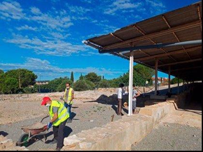 Arrancan los trabajos arqueológicos de la villa romana de Els Munts (Tarragona)