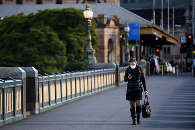 Cvirus.- El estado australiano de Victoria endurece las restricciones ante el au