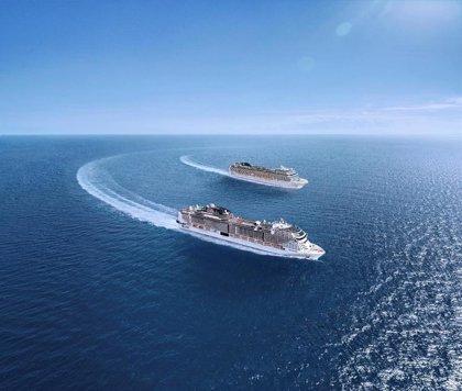MSC Cruceros detalla el protocolo de sanidad e higiene para el reinicio de sus operaciones