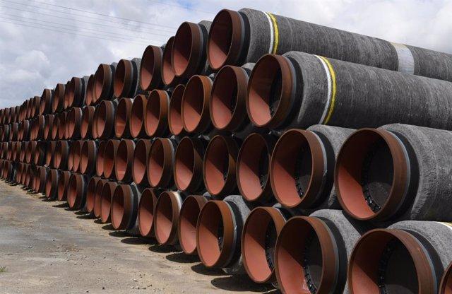 Polonia/Rusia.- Polonia multa a la gasística rusa Gazprom por no colaborar en un