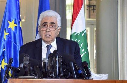 """El ministro de Exteriores de Líbano dimite y alerta de que el país corre el riesgo de ser """"un Estado fallido"""""""