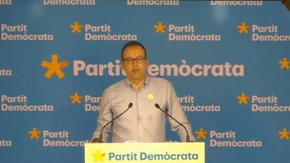 """El PDeCAT se desvincula del 3% y ve """"partidista"""" que ERC pida que la Generalitat se persone"""