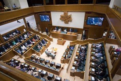 Constituido el Parlamento de la XII legislatura, cuya Mesa estará integrada por PNV, EH Bildu, PSE y Podemos-IU