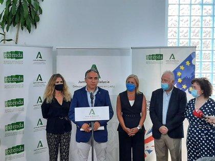 La Junta destaca el potencial del Campo de Gibraltar para convertirse en el gran centro logístico de Andalucía