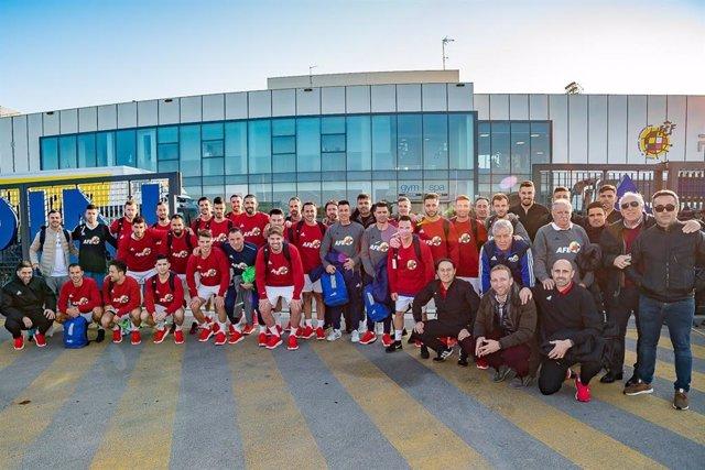 Fútbol.- La AFE desarrollará sus dos próximas Sesiones AFE de forma consecutiva