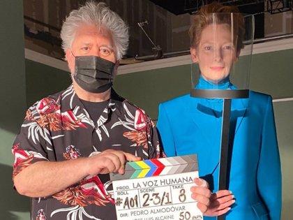 Pedro Almodóvar regresa por todo lo alto en la Mostra del Cine de Venecia