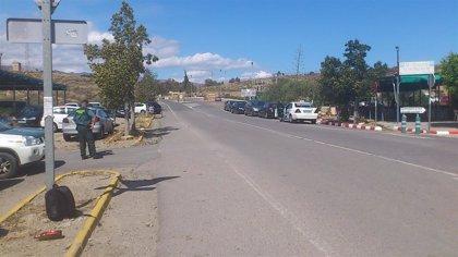 Fallece un legionario en un accidente en el campo de maniobras de Viator (Almería)
