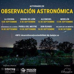 Nota De Prensa Observación Astronómica