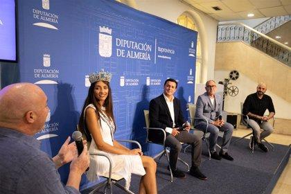 """Ana García Segundo """"brinda"""" su corona de Miss World Spain """"a los 103 municipios de Almería"""""""