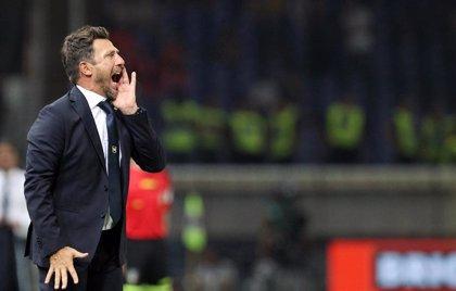 Di Francesco, nuevo entrenador del Cagliari para las próximas dos temporadas