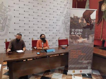 El Palacio de los Córdova de Granada acoge circo y artes urbanas en agosto